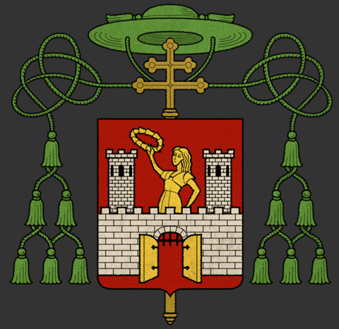 "Coat of Arms of the ""Archbishophric Magdeburg"" Scenario"