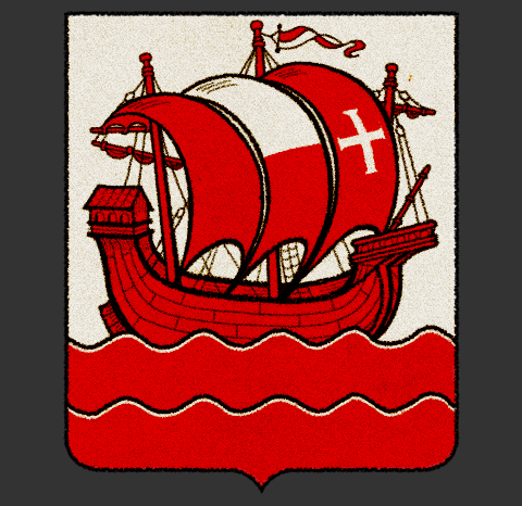 "Coat of Arms of the ""The Hansa"" Scenario"
