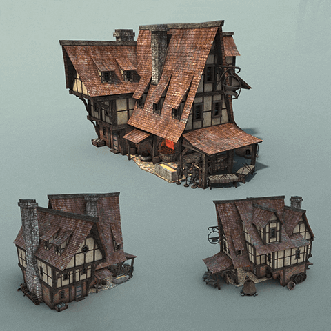 The Blacksmith 3D