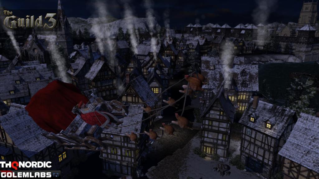 Santa Klaus-Weihnachten Balbulus